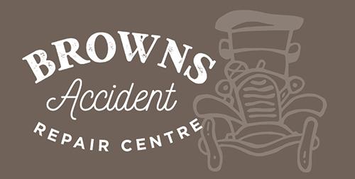 Browns Accident Repair Centre Logo